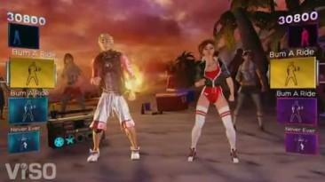 """Dance Central 2 """"E3 2011 трейлер"""""""