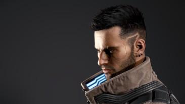 "Cyberpunk 2077 ""Изменение внешности v2"""