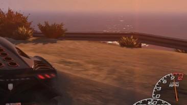 "Grand Theft Auto 5 ""Real Speedometer 1.1"""