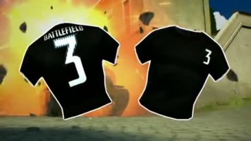"""Battlefield Heroes """"Dinosaurs and T-Shirts Trailer"""""""