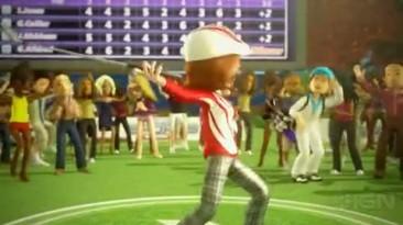 "Kinect Sports: Season Two ""Официальный трейлер"""