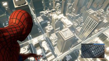 "The Amazing Spider-Man 2 ""Снег в Нью-Йорке / Snow in New York"
