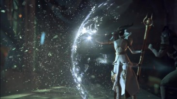 Колдунья Вивьен- звезда очередного трейлера Dragon Age: Inquisition