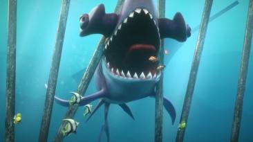 "Hungry Shark World ""Релизный трейлер"""