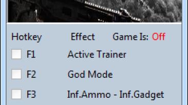 Arma 3: Трейнер/Trainer (+3) [1.88: 64 Bit] {MrAntiFun}