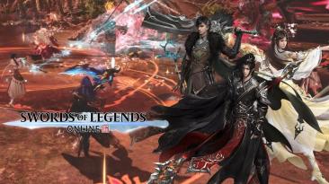 В 2022 году Swords of Legends Online переедет на движок Unreal Engine 4