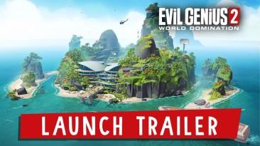 На ПК состоялся релиз Evil Genius 2: World Domination