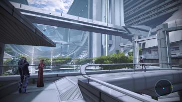 """Mass Effect Legendary Edition """"Режим от первого лица"""""""