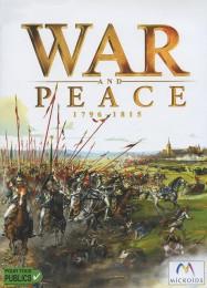 Обложка игры War and Peace