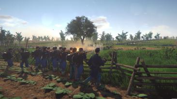 Шутер Battle Cry of Freedom реализует масштабные сражения с реалистичной физикой оружия и поддержку до 300 игроков