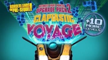 Новый и последний аддон к The Pre-Sequel - Claptastic Voyage