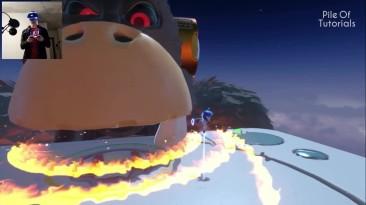 Выбил зубы Кинг-Конгу в PSVR! - Astro Bot: Rescue Mission