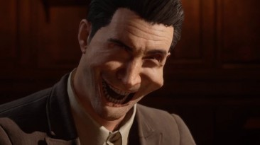 """Mafia: Definitive Edition """"Кривые смешные лица"""""""