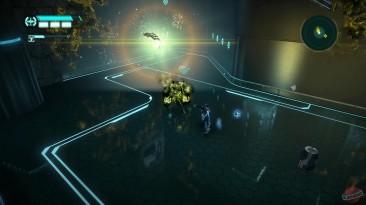 TRON Evolution: The Video Game. Ночь в Роксбери