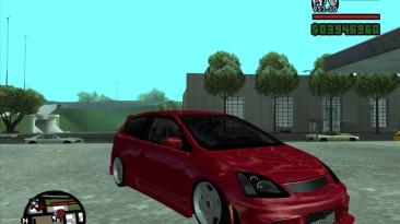 "Grand Theft Auto: San Andreas ""Honda TypeR Tuned"""