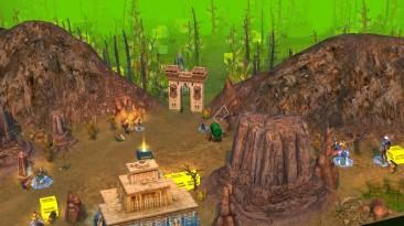 "Heroes Of Might And Magic 5: Повелитель орды ""Карта - Track"""