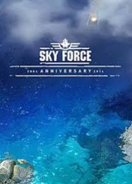 Обложка игры Sky Force Anniversary