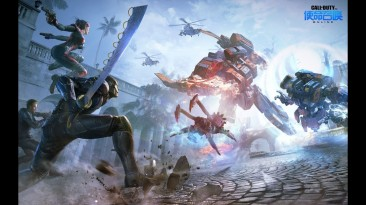 Call of Duty Online - В обновлении добавили пиратский остров и раков