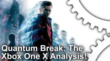 Анализ: графические артефакты подпортили впечатляющую версию Quantum Break для Xbox One X