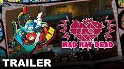 Новый геймплейный трейлер Mad Rat Dead