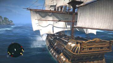 "Assassin's Creed 4: Black Flag ""Мод: HMS Суверен"""