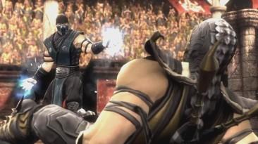 Кратко: Сюжет Mortal Kombat 9 [2011]
