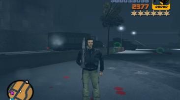 Grand Theft Auto 3 (GTA III): Чит-Мод/Cheat-Mode (Супер регенерация здоровья за деньги)