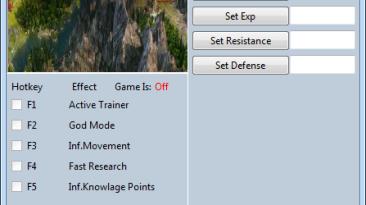 Age of Wonders 3: Трейнер/Trainer (+11) [1.700 Build 16982] {MrAntiFun}