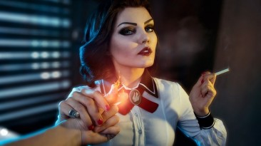 Косплей Элизабет из BioShock: Infinite