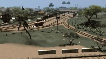 "Far Cry 2 ""Карта dm_train_station3"""