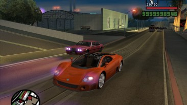 "Grand Theft Auto: San Andreas ""Volkswagen W12 Coupe"""