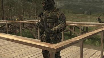 """Call of Duty 4: Modern Warfare """"Наемники - универсальный мод полная версия"""""""