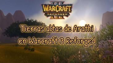 Игрок воссоздал в Warcraft 3: Reforged локацию из World of Warcraft