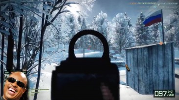 Battlefield Bad Company 2: MG3 - НЕМЕЦКАЯ ТЁРКА!