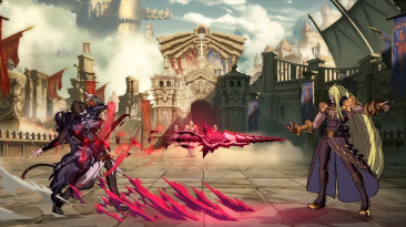 Скриншоты и дата выхода нового бойца для Granblue Fantasy: Versus