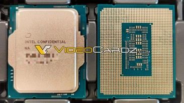 В GeekBench оставил след Intel Core 12th Gen (Alder Lake)