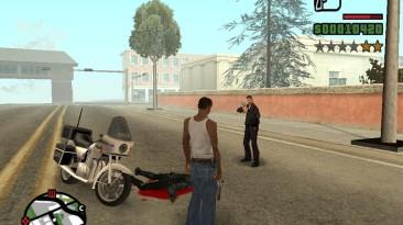 "Grand Theft Auto: San Andreas ""Охота за Сиджеем злыми итальянцами (пропустившими завтрак) (SA) 1.0"""