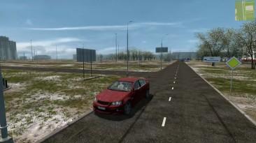 Мультиплеер City Car Driving