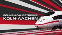 Трейлер маршрута Schnellfahrstrecke Kоln-Aachen в TSW 2