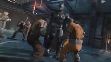 Отмененные игры про Бэтмена