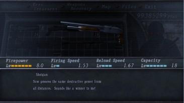 "Resident Evil 4 ""Ithaca M37"""