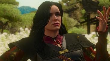 "Witcher 3: Wild Hunt ""Йеннифер в костюме для путешествий Княгини Аннариеты или платье Ирис"""