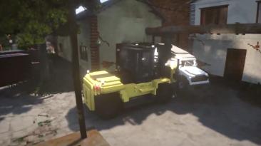 Полностью разрушаемая воксельная песочница Teardown, скорее всего, появится в раннем доступе Steam 29 октября