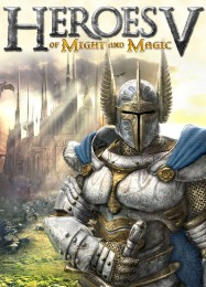 Обложка игры Heroes of Might and Magic 5