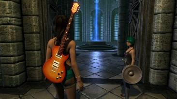 """Elder Scrolls 5: Skyrim """"Музыкальный хаос"""""""