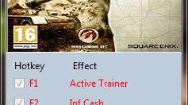 Order of War: Трейнер/Trainer (+3) [1.0.2423: DX10] {MrAntiFun}