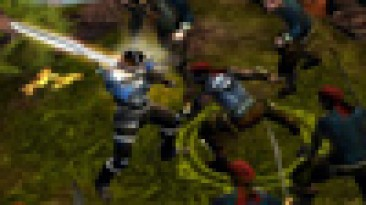Obsidian Entertainment анонсировала первый DLC-пак для Dungeon Siege 3