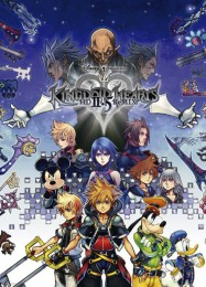 Обложка игры Kingdom Hearts HD 2.5 ReMIX