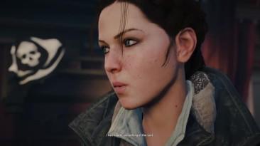 "Assassin's Creed: Syndicate ""Баг - Вагон проходит сквозь вагон"""