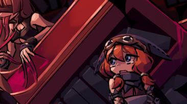 Phantom Rose: Сохранение/SaveGame (3 этаж, 1 уровень)